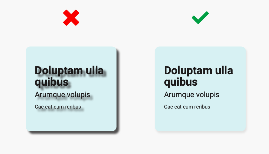UI-designmissar du vill undvika