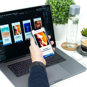 Vad är skillnaden på UI och UX design